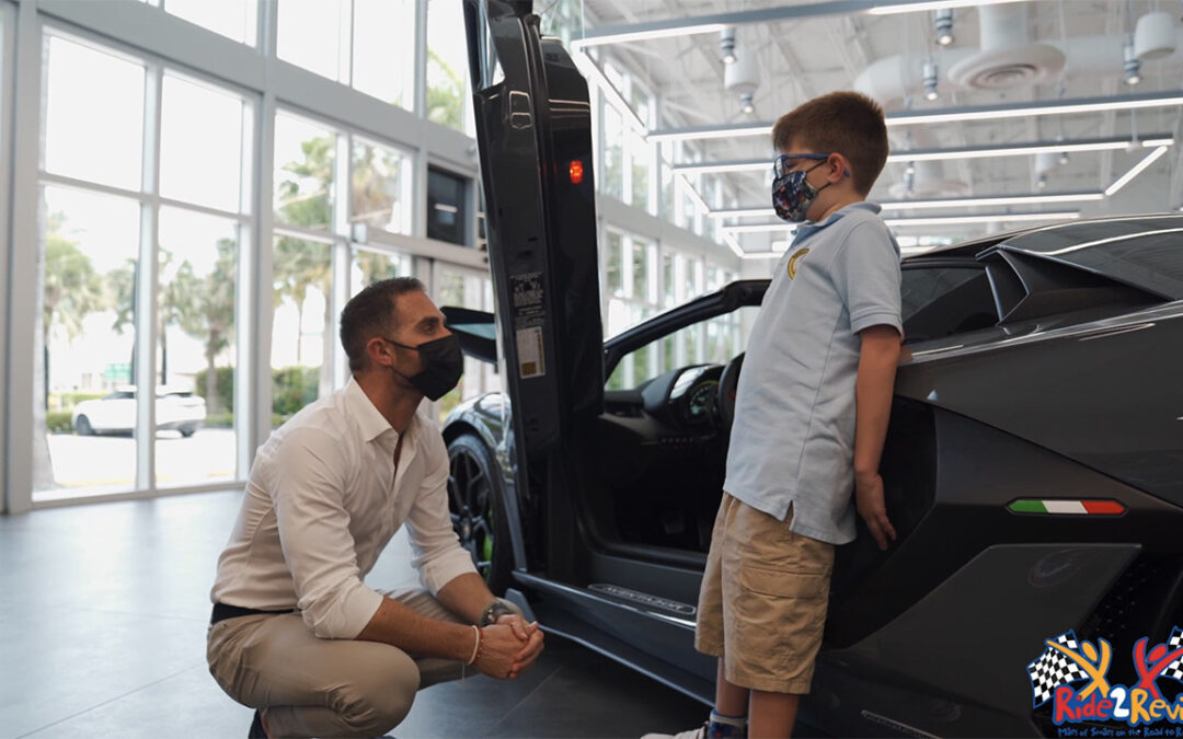 R2R Welcomes Evan to the Dealership