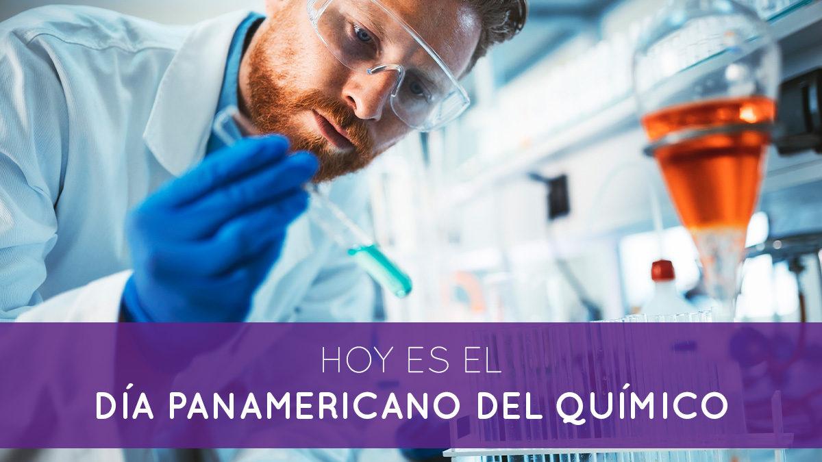 Día panamericano del químico