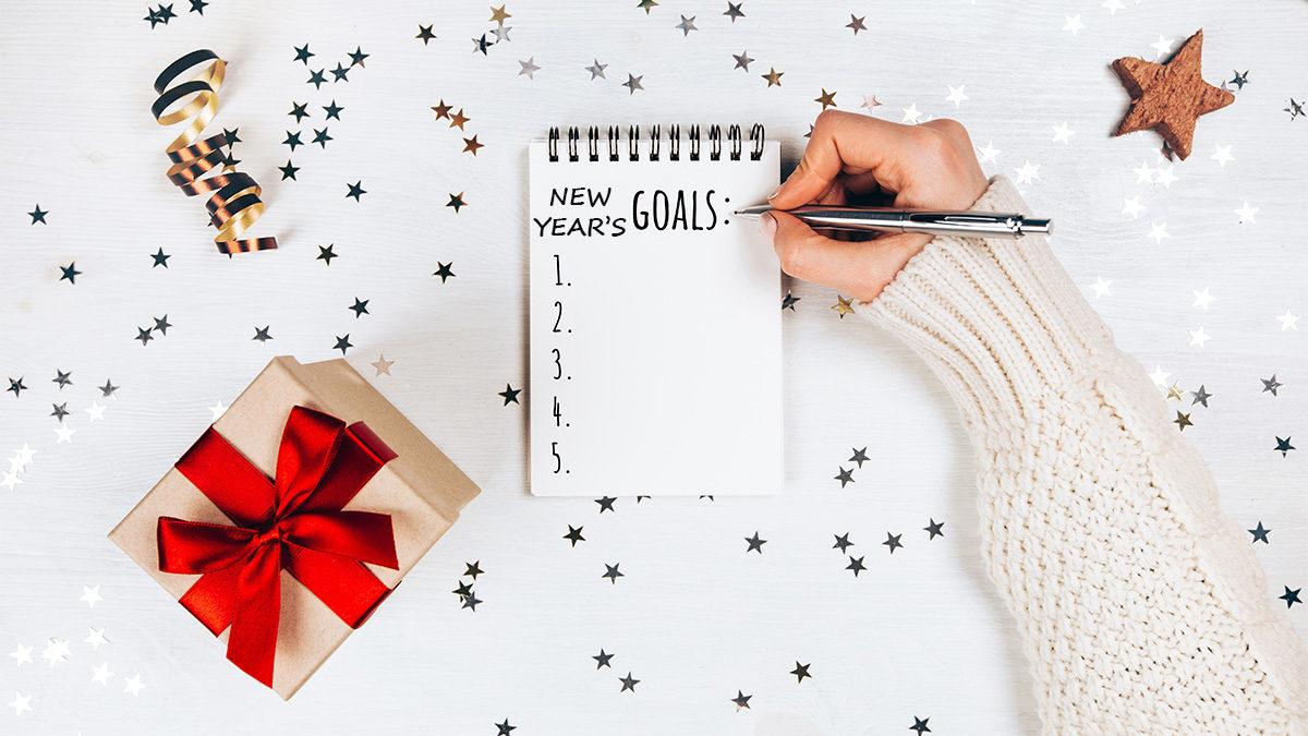 Los 5 propósitos esenciales para año nuevo