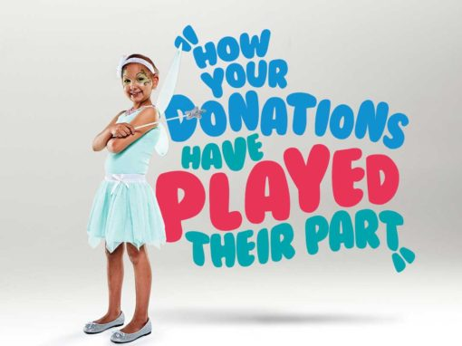 Cancer Council NSW Playtime Campaign