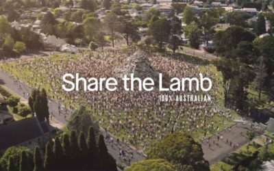 Lamb Ad 2021 is nothing but brilliant.
