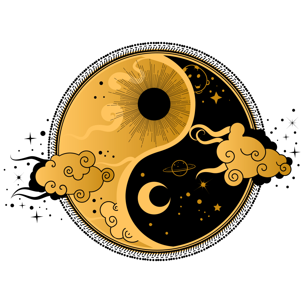 Ying and Yang of dream