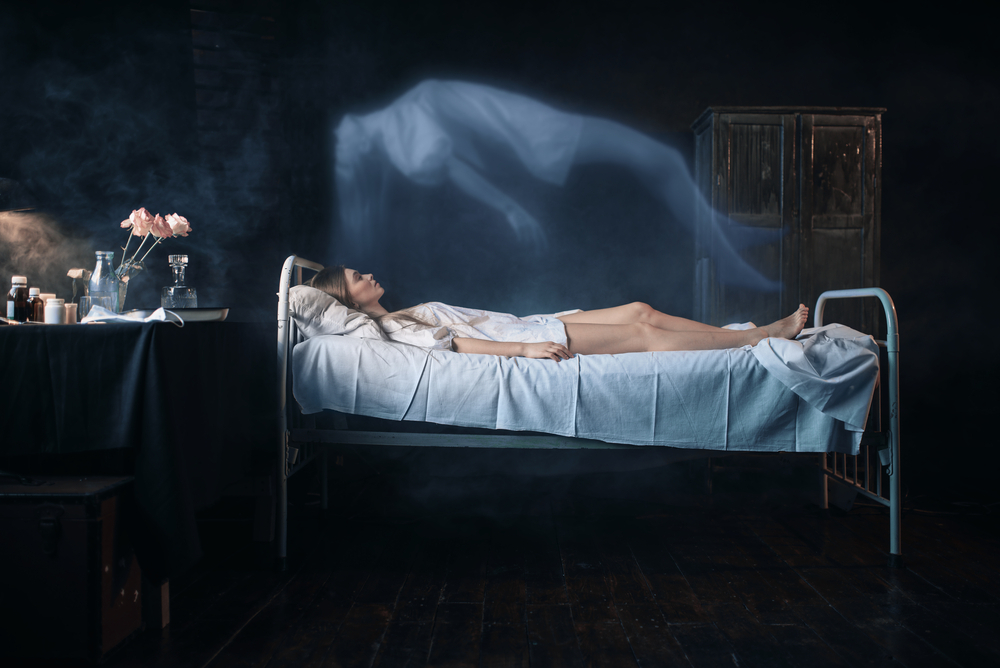 Dying or Dead in a Dream
