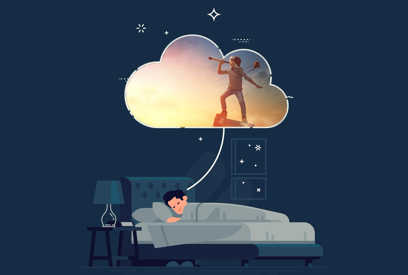 what does your dreams mean