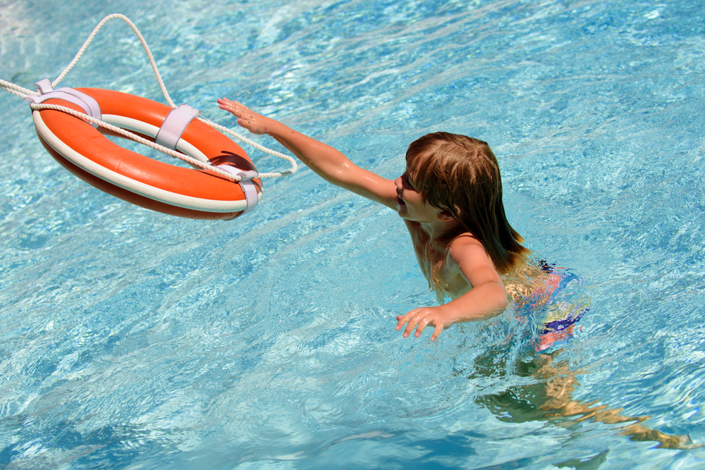 Saving a Child From Drowning