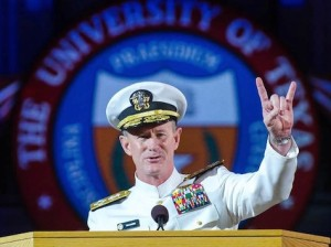 Admiral William McRaven