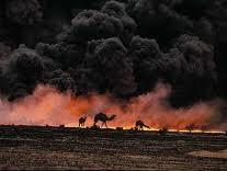 Persian Gulf War, 1990