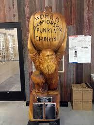 Punkin' Chunkin' Trophy