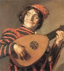 The Buffoon Frans Hals, 1624-26