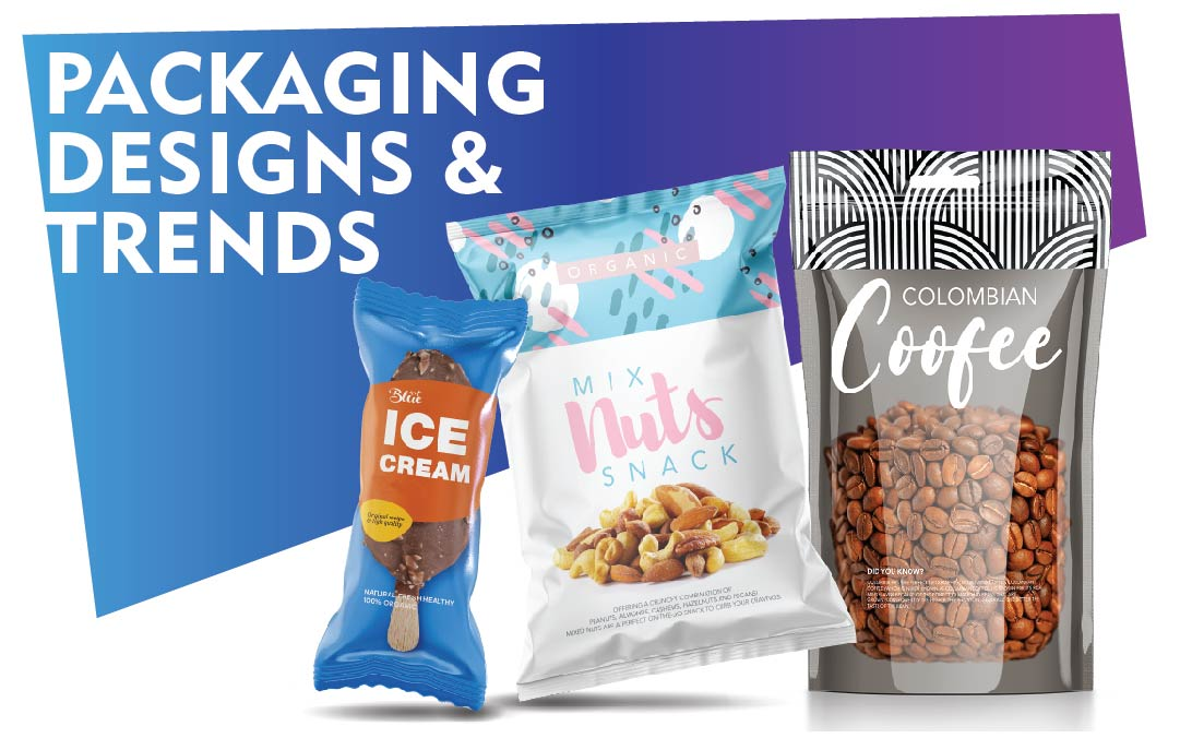 THREE NEWEST PACKAGING TRENDS THIS YEAR