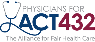 Physicians for ACT 432