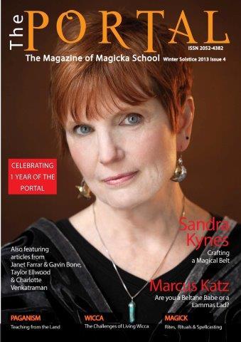 Portal magazine cover