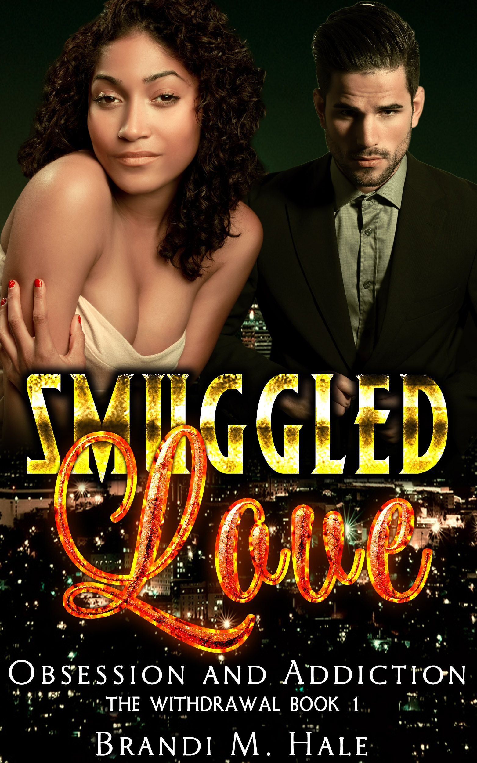 Smuggled Love Book Cover