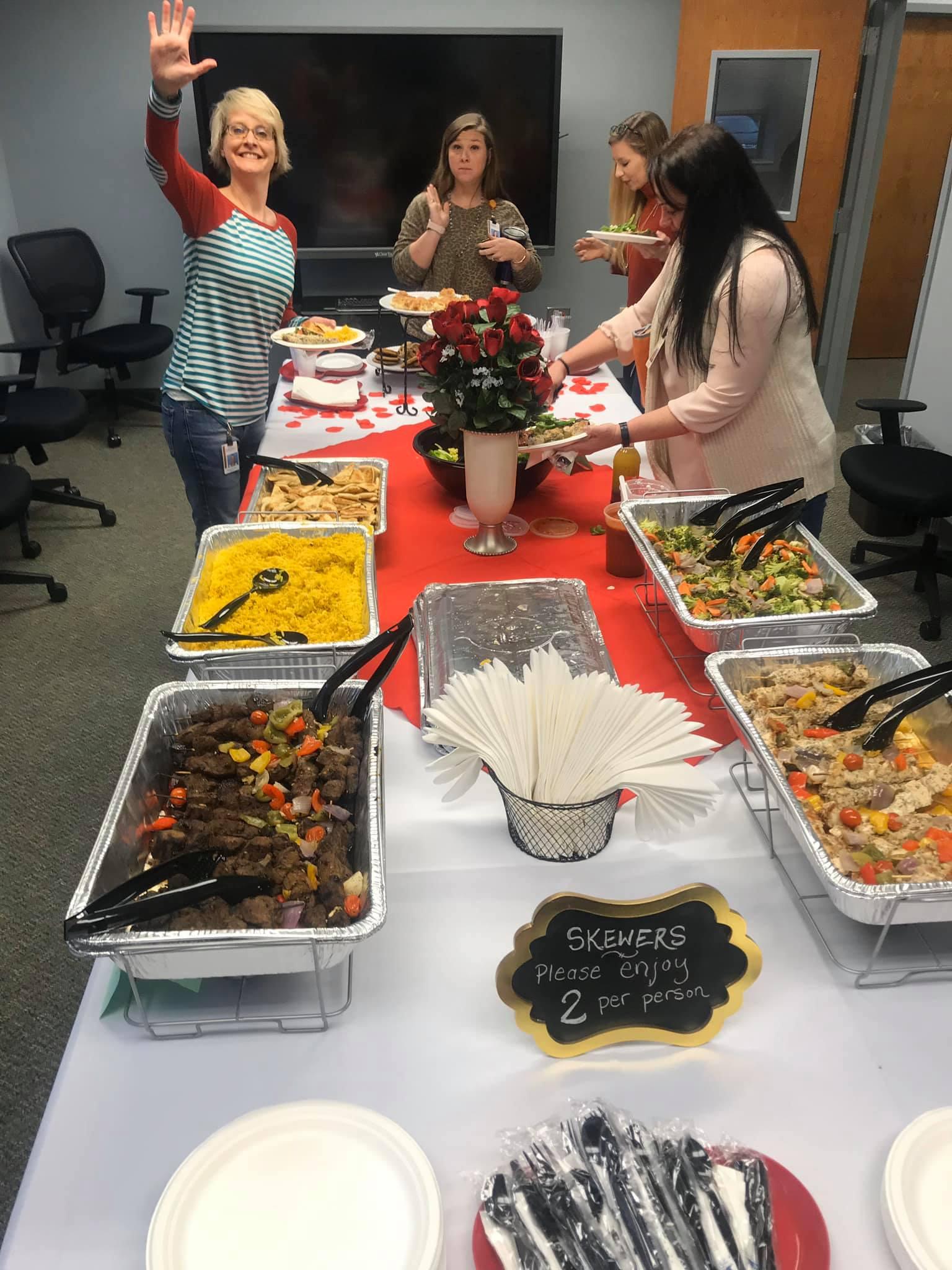 Staff Appreciation Week 2020
