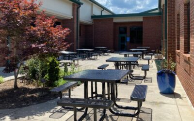 Outdoor Classroom Seating