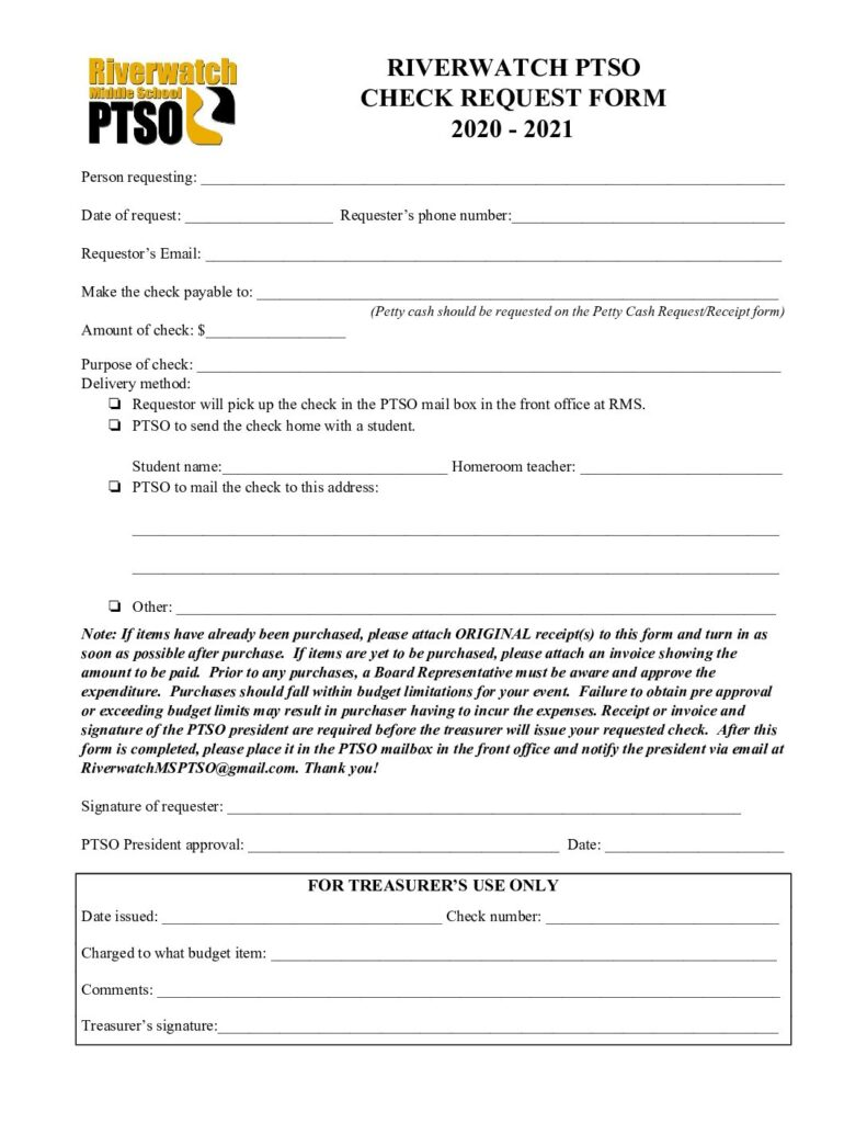 2020-21 CHECK REQUEST FORM