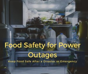 Food Safety for Power Outages