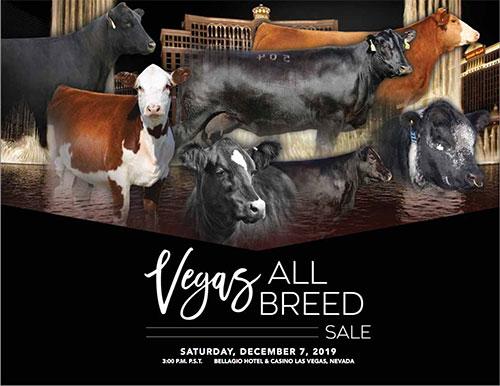 2019 All Breeds Catalog Cover