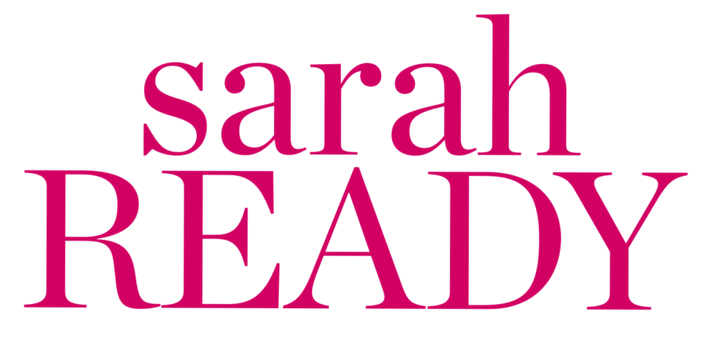 Romance Writer Sarah Ready. Contemporary romance, chick lit, romantic comedy, romcom books