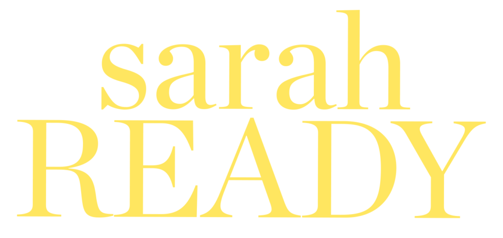 Best Rom Com Author Sarah Ready