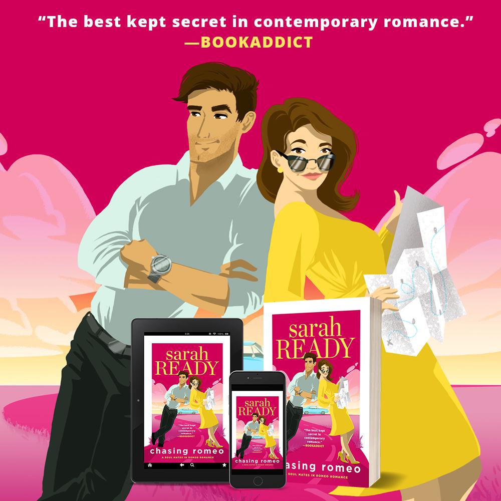 Best romcom romance book chasing romeo