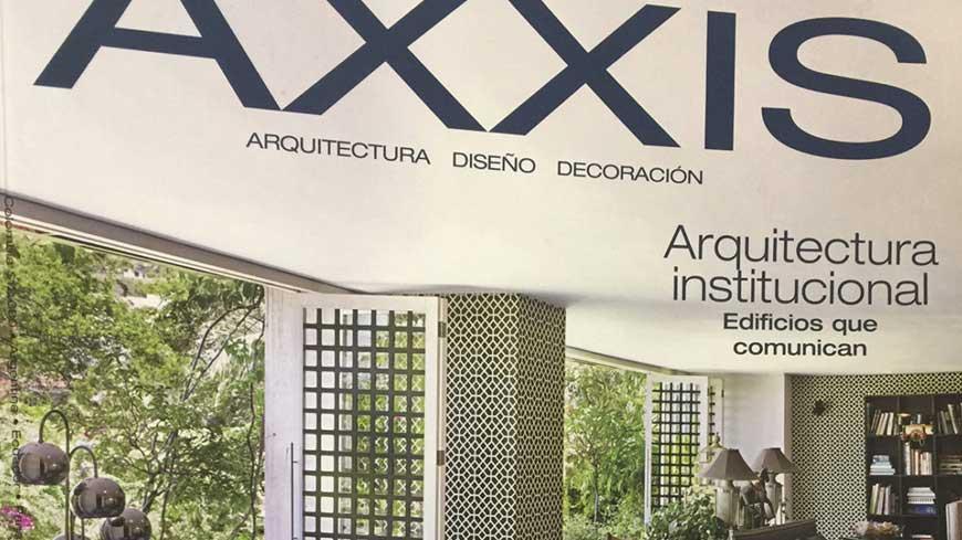 Arquitectura Institucional - AXXIS