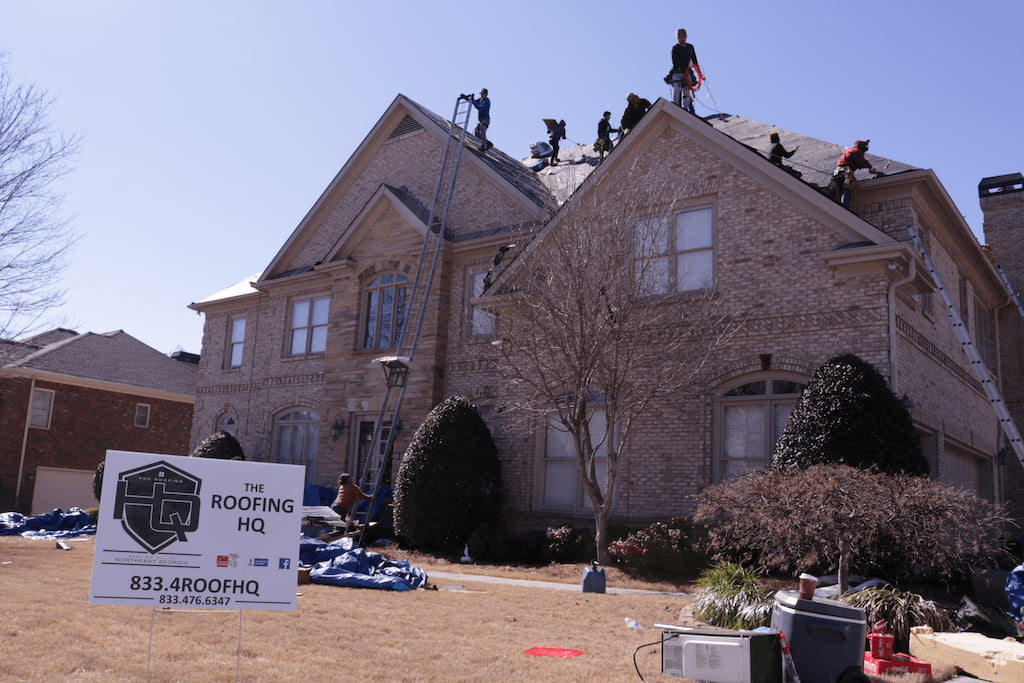 Roofing Contractor Gainesville GA - The Roofing HQ