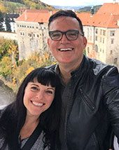 Melissa Joulwan and David Humphreys