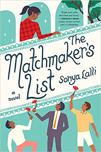 The Matchmaker's List book cover