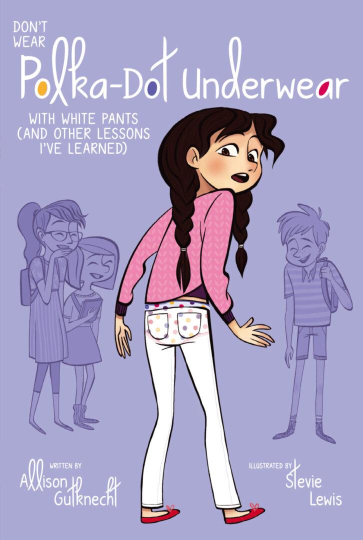Don't Wear Polka-Dot Underwear Cover FINAL