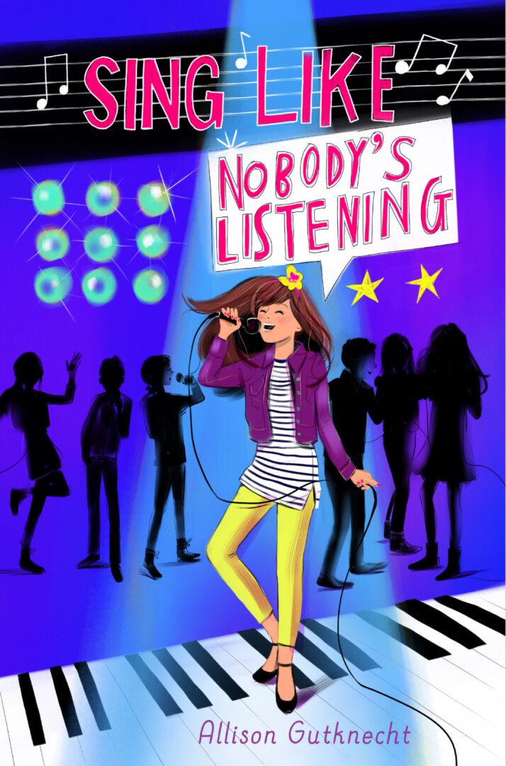 Sing Like Nobody's Listening Hi Res