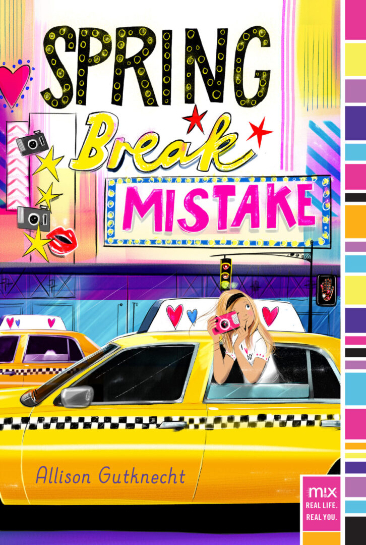 Spring Break Mistake cover high res