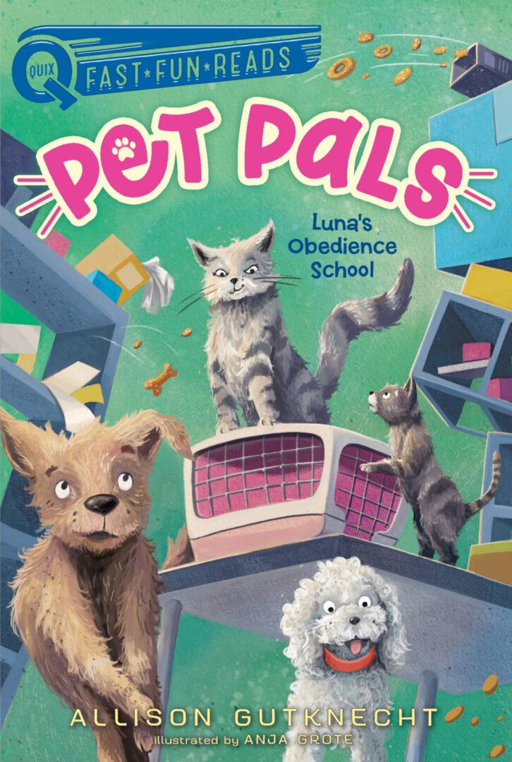 Pet Pals 2 Luna's Obedience School Hi Res
