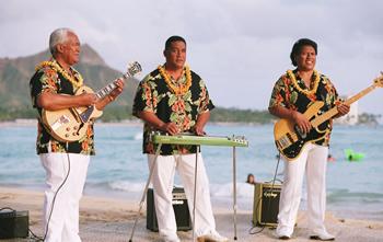 photo of Hiram Olsen trio