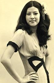 photo of Kanoe Miller, Miss Teen Hawaii