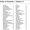 manual table of contents