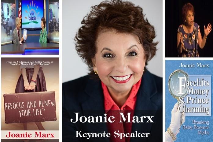 Joanie Marx Is Your Keynote Speaker