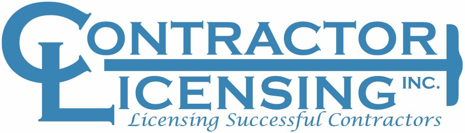 Contractor Licensing Inc. Logo