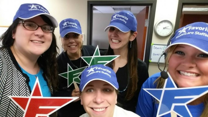 Favorite Staffing's New Site and the F-STAR