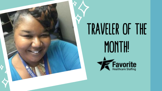 Traveler of the Month – August 2019