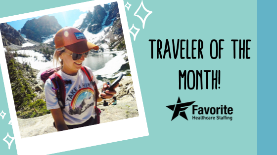 Traveler of the Month – October 2019