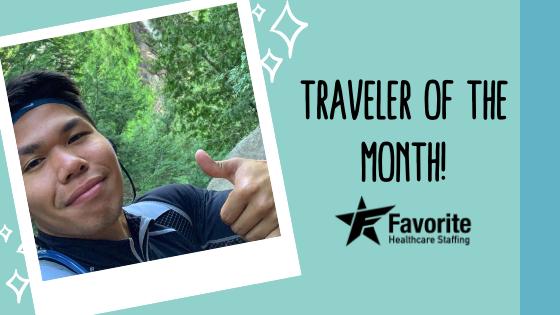 Traveler of the Month – November 2019
