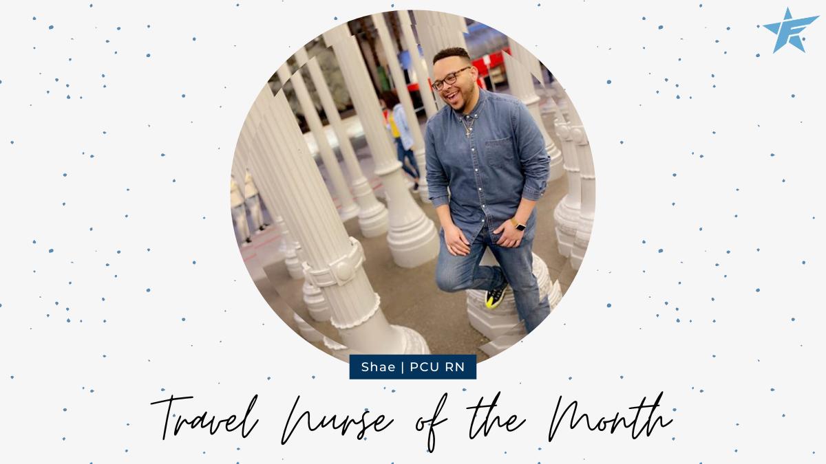 Travel Nurse of the Month – September 2020