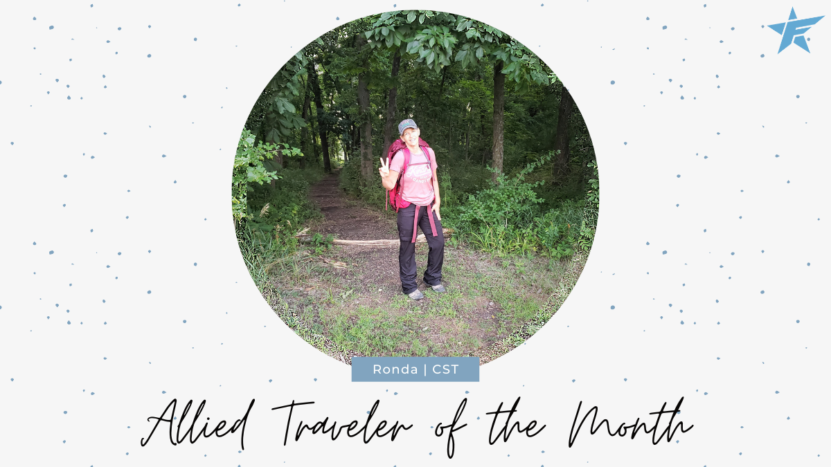 Allied Traveler of the Month – October 2020