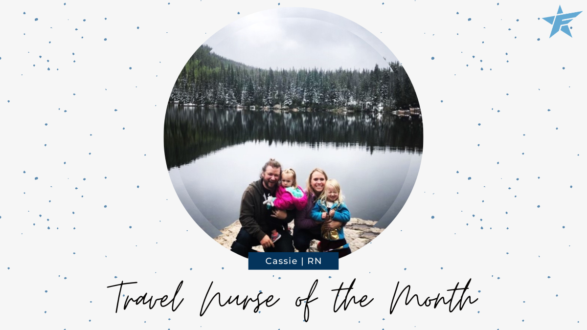 Travel Nurse of the Month – October 2020