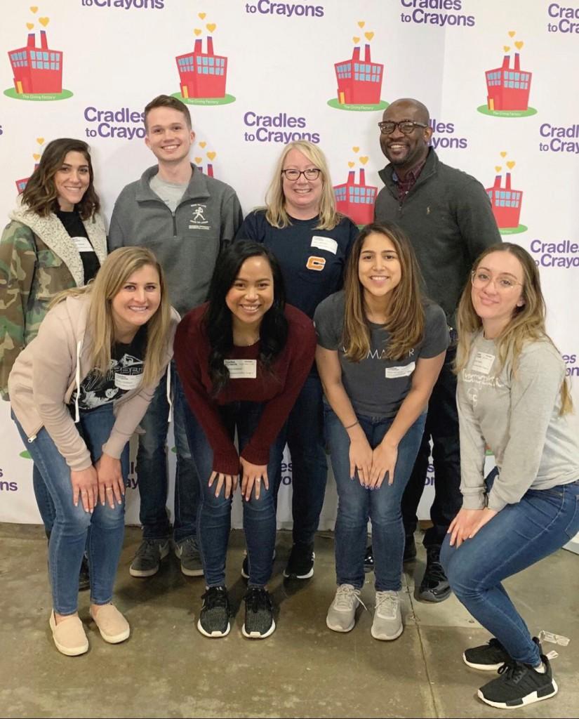 Favorite Healthcare Staffing Chicago team volunteering