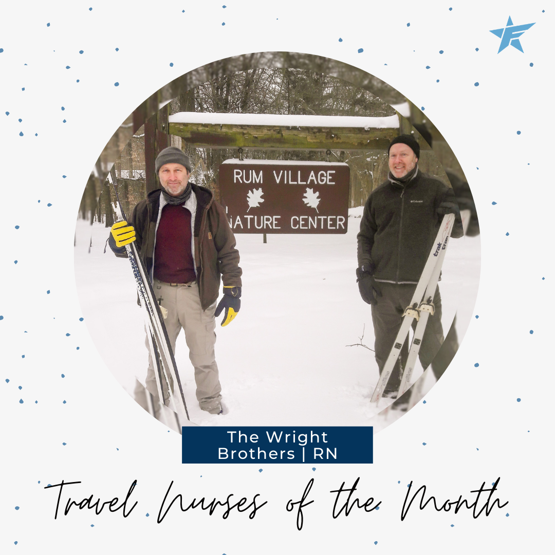 Travel Nurse of the Month – February 2021