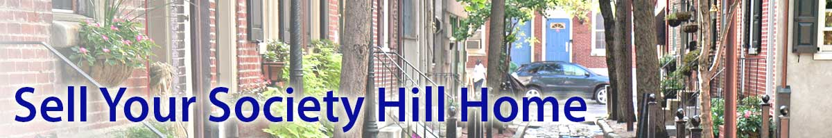 Sell My Society Hill Home