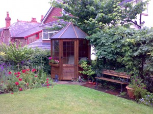 It is necessary to have a garden shed for your items needed for gardening.
