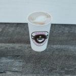 grounds around town latte